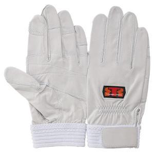トンボレックス 訓練用羊革手袋 R-MAX6 手の平&指先二重補強タイプ S〜LL|midorianzen-com