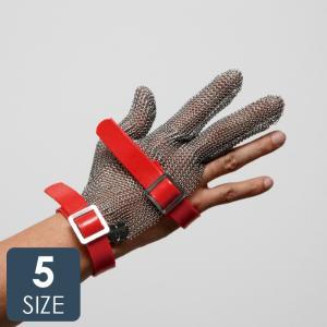 ミドリ安全 耐切創性手袋 MST-330(M)PU SS〜LL 鎖手袋3本指 PUマグネット 耐切創手袋|midorianzen-com