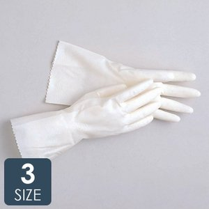 ミドリ安全 塩化ビニール製手袋 ベルテ114N S〜L 10双 業務用 作業用 薄手|midorianzen-com