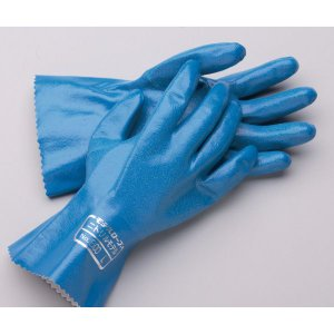 エステー モデルローブ No.600 ニトリル製手袋 M 10双入 業務用|midorianzen-com