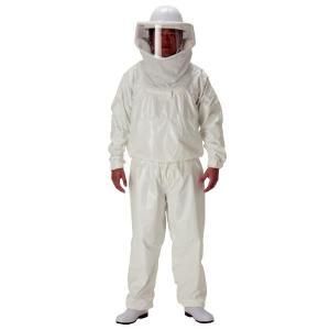 蜂の巣駆除 作業向け 蜂防護服 ラプターIII V-1000 スズメバチ ハチ|midorianzen-com