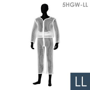 蜂防護インナー ハチ・ガードウェア 5HGW-LL LLサイズ スズメバチ 蜂 防護服|midorianzen-com