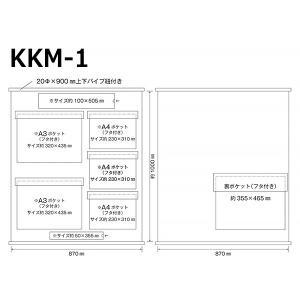 工場管理懸垂幕 KKM-1YG 810×760mm 若草 130012 midorianzen-com 03