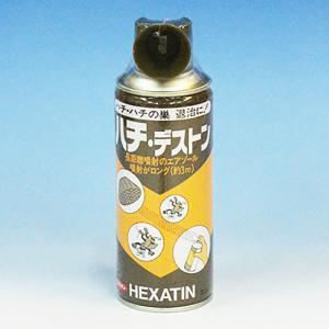 ハチ駆除スプレー ハチ・デストン 375439 蜂殺虫剤 スズメバチ|midorianzen-com