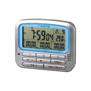 多機能タイマー(温度付) TM‐18|midorianzen-com