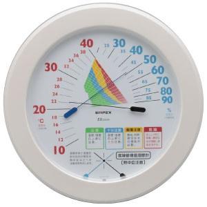 熱中症予防強化月間 環境管理温湿度計 TM-2482 熱中 温湿度計 アナログ 現場|midorianzen-com