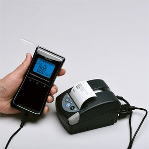 アルコール検知器用 感熱式プリンター タニタ OP-203P ドライバー 運転 交通安全|midorianzen-com