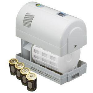 防虫対策用品 ウルトラベープPRO1.8 タイマー付セット(本体+薬剤カートリッジ) midorianzen-com