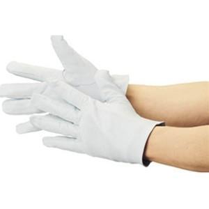 TRUSCO トラスコ中山 袖なし革手袋高級牛本革製 JK14 8539|midorianzen-com
