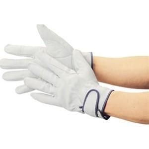 TRUSCO トラスコ中山 レンジャー型手袋高級牛本革製 JK18 8539|midorianzen-com