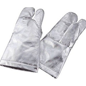TRUSCO トラスコ中山 遮熱保護具3本指手袋 SLAT3 3100|midorianzen-com
