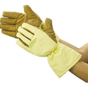 TRUSCO トラスコ中山 クリーンルーム用耐熱手袋35CM TPG651 8539|midorianzen-com