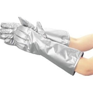 TRUSCO トラスコ中山 遮熱・耐熱手袋(マチ付きタイプ) TMT763FA 8539|midorianzen-com