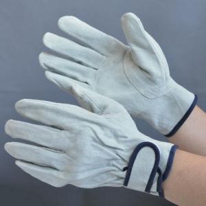 ACEグローブ 牛革手袋 床マジック AG-441 Mサイズ 作業用 牛床革 midorianzen-com