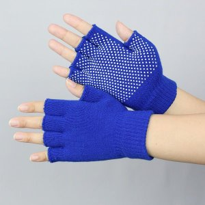 COVERWORK のびのび指切手袋 スベリ止め付 FT-3135 全6色 フリーサイズ メンズ レディース midorianzen-com