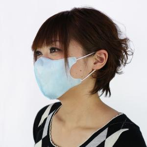 NTC 立体マスク ブルー(お得用50枚入)使い捨て 花粉対策 清掃 作業用 midorianzen-com