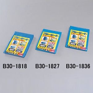 アイリスオーヤマ ブルーシート 1800×1800mm B30-1818 ブルー 防災グッズ 災害用品 レジャーシート 避難生活 現場|midorianzen-com