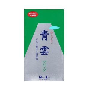青雲 クリーン 日本香堂|midoriya-yshop