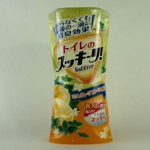 アース製薬 トイレのスッキーリ ミントグレープの香り400ml|midoriya-yshop