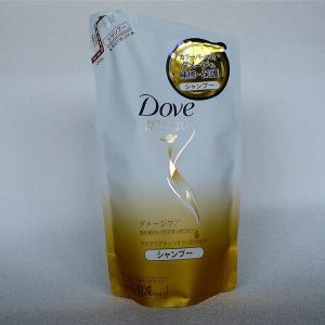 カラー・パーマのダメージも 補修・保護 Dove ダメージケア シャンプー つめかえ用 350g日本...
