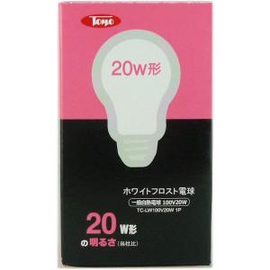 東洋 一般白熱電球20W 20W型 midoriya-yshop