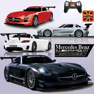 ラジコン 車 ラジコンカー メルセデス ベンツ RC Mercedes Benz SLS AMG GT3 (pb-3345)