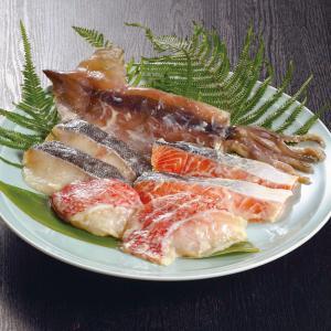 京都西京味噌の西京漬(竹)|miduhono