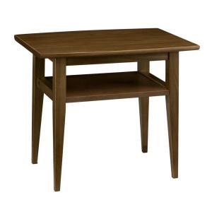 アスコット645WE サイドテーブル リビングテーブル 天然木 mifuji