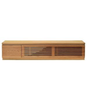開梱設置便 テレビボード ルーク150 OAK 天然木オーク無垢材 W150cm TVボード シック モダン おしゃれ|mifuji