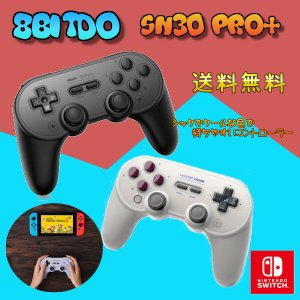 8Bitodo SN30 Pro+ Bluetooth ゲームパッド