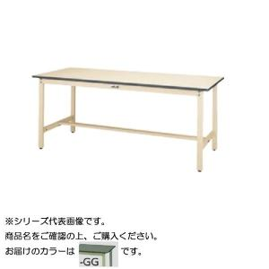 SWRH-1260-GG+S3-G ワークテーブル 300シリーズ 固定(H900mm)(3段(浅型W394mm)キャビネット付き)|migakiya|01