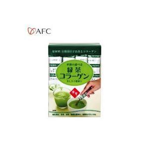 AFC 華舞シリーズ 華舞の食べる緑茶コラーゲン スティック...