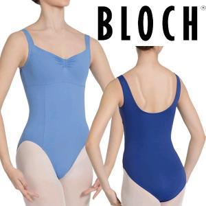 バレエ レオタード ジュニア 大人 BLOCH/ブロック タンク型 シンプル 3色展開|mignonballet