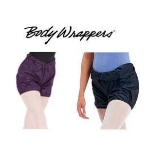 サウナパンツ バレエ ジム ショートパンツ BodyWrappers|mignonballet