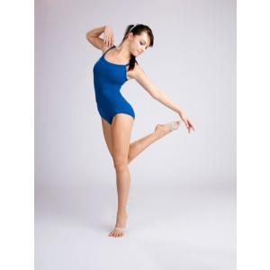 バレエ レオタード 大人用 キャミソールレオタード(Capezio/カぺジオ)  肩紐調整可能なシンプルで美しい!|mignonballet