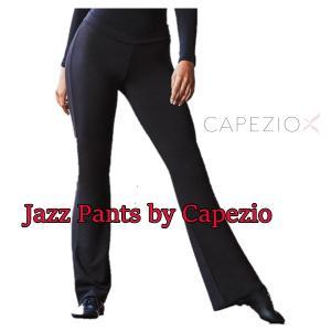 ジャズパンツ ブラック カペジオ|mignonballet