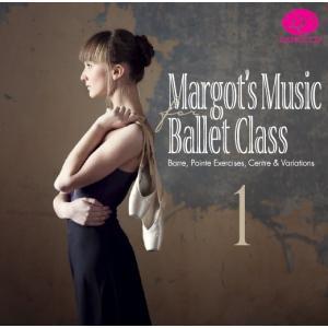 バレエ CD マーゴ・カジミルスカのミュージック・フォー・バレエ・クラス 1 |mignonballet