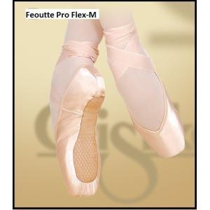 バレエ用品  トウシューズ グリシコ フェッテPro-Flex(M)|mignonballet
