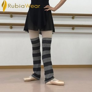 バレエ レッグウォーマー Rubia Wear Shades ショート丈 mignonballet