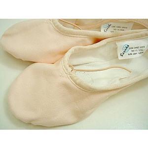 フランスの有名舞踊メーカー サンシャ社製♪  品質がよく、踊りやすいと評判のサンシャのバレエシューズ...