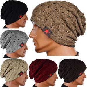 ニット帽 ニットキャップ リバーシブル タグ付き ボーダー 無地 帽子 カジュアルスタイル レディース メンズ 男女兼用 ユニセックス ぼうし|mignonlindo