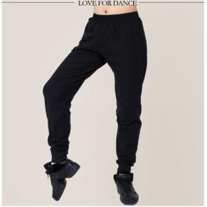男性 女性 レディース メンズ ボトムス ダンス スポーツ パンツ ヨガ ブラック 大きいサイズ ズボン S M L XL XXL ウエストゴム 男女|mignonlindo