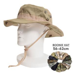 ブーニーハット ジャングルハット ミリタリーハット 帽子 ハット つば広い つば広め カモフラージュ 迷彩 軍服 ミリタリー サバゲー サバイバルゲー mignonlindo