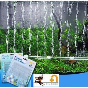 プラスチック製のエアカーテンです☆ 効果的なエアレーションでお魚や水草を元気に♪ ※エアーポンプや接...