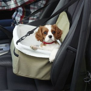 ドライブ中安心して過ごせる、ペット用のドライブボックスです☆ 窓からの飛び出しや、急ブレーキ、急カー...