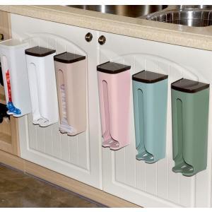 出し入れ簡単♪♪便利なレジ袋ストッカーです! カラーを選べるのでレジ袋の大きさで色を変えても良いです...