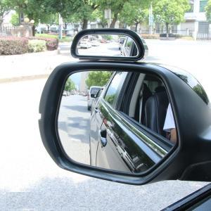 車用ミラー 補助ミラー サイドミラー サブミラー 自動車 車用品 カー用品 広視野 事故防止 安全対...