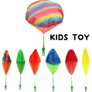 景品にも喜ばれるパラシュートソルジャーのおもちゃです。  【カラーについて】 ※カラーはランダムとな...