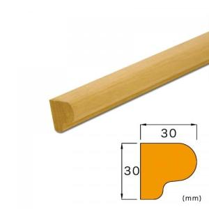 【V-3】アウトレット 建材 廻り縁・木製(3600mm)