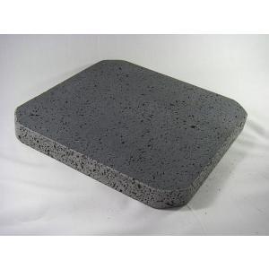 焼肉プレート 煙が出ない 溶岩プレート 30×30×3cm厚